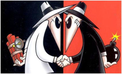 "Spy vs. Spy:  ""Eyes Only"" Email and Texts"